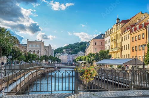 Fototapeta  Karlovy Vary - Karlsbad