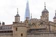 Tower of London, medieval defense building, London, United Kingdom.