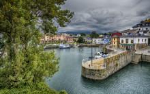 Asturias,Puerto De Vega