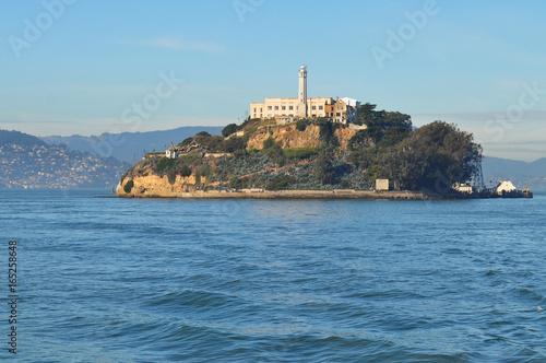 Alcatraz prison Wallpaper Mural