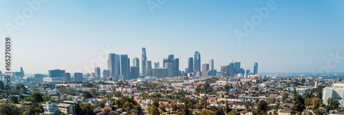 Los Angeles Drone View