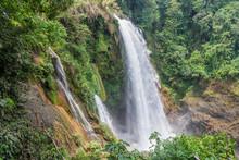 Pulhapanzak Waterfall In Hondu...