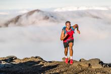 Runner Trail Running Fitness M...