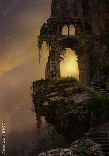 Fantastic ruin - 165362001