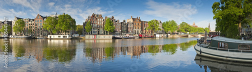 Staande foto Amsterdam Amsterdam reflections, Holland