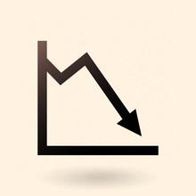 Vector Single Analitic Icon - ...