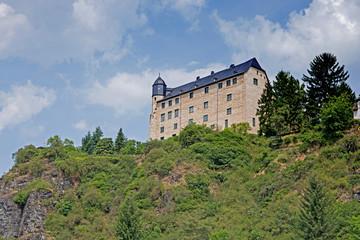 Fototapeta na wymiar Runkel, Schloss Schadeck