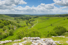 Malham Cove View From The Top ...