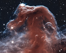 The Horsehead Nebula In The Constellation Of Orion (The Hunter)