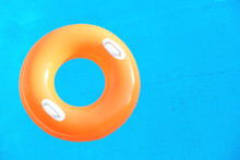 Colorful Inflatable Swim Ring ...