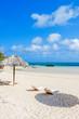 plage de Mourouk, île Rodrigues, Maurice