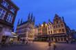 Leuven City Hall on Grote Markt