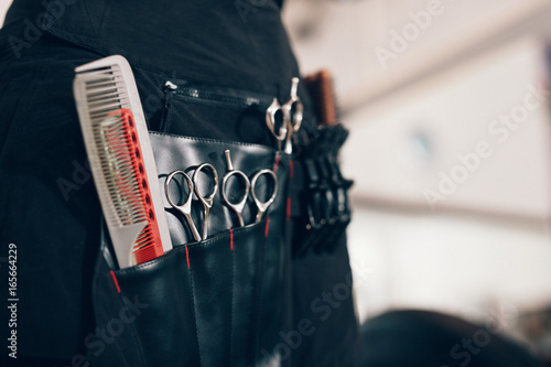 Hairdressing accessories ar...