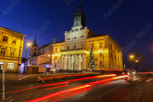 Plakat Urząd Miasta Lublin