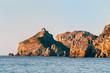 amazing view of gaztelugatxe island at basque country, Spain