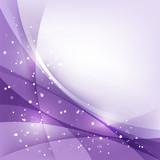Purple holiday background