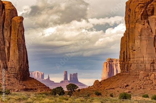 Valokuva Monument valley, The North Window, Utah, USA