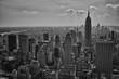 Skyscrapper buildings, Manhattan, New York City, USA