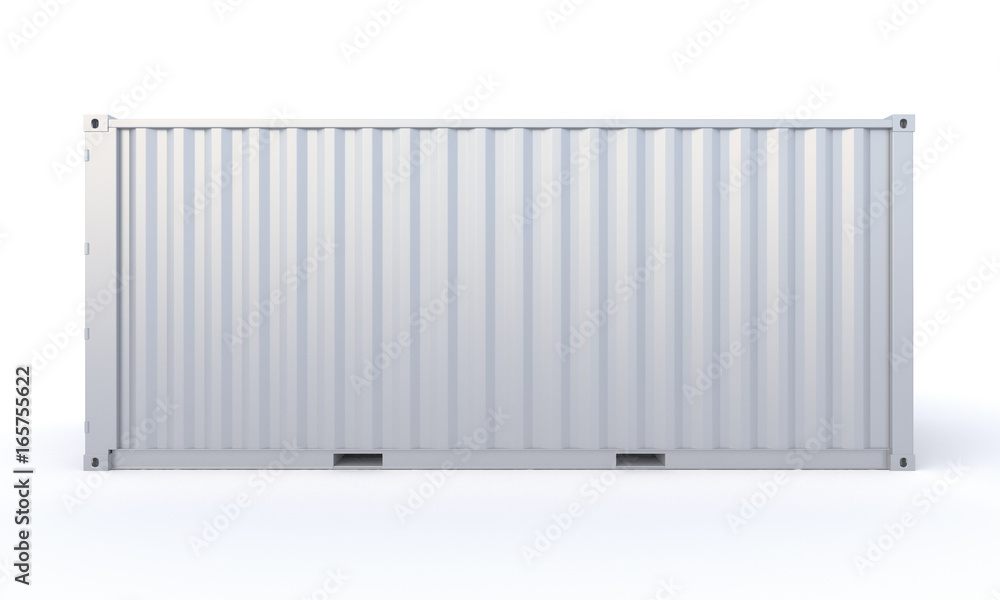 Fototapety, obrazy: Cargo Container 3d-rendering