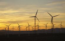Sunset In Coachella