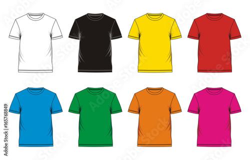 Cuadros en Lienzo  set t-shirt
