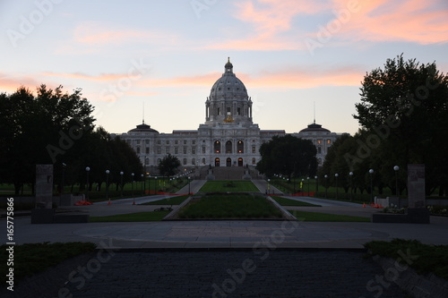 Photo  Minnesota State Capital Building