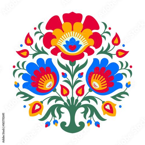 okragly-wystroj-kwiatow-ludowych