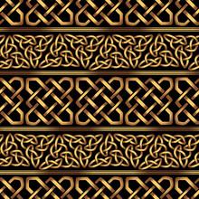 Nordic Celtic Pattern