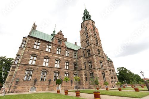 Rosenborg Slot, Copenaghen Poster