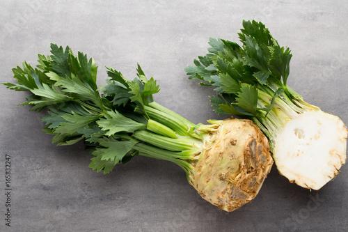 Celery. Healthy food.