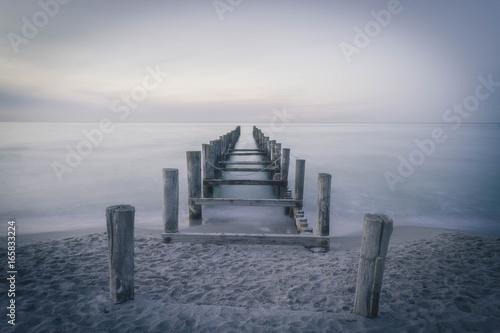 Fotomural Strand Zingst