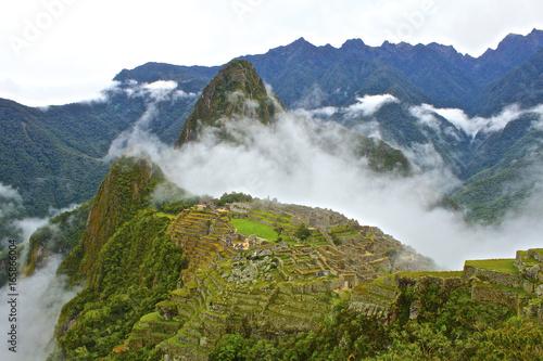 【ペルーの世界遺産】マチュピチュ