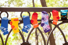 Various Colorful Children Sock...