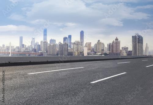 Photo  Roads, roads and skylines