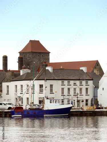 Photo  Ramsey, Blick vom Hafen