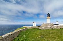 Dunnet Head Lighthouse Marks T...
