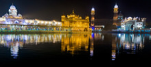 Beautiful Golden Temple In Amr...