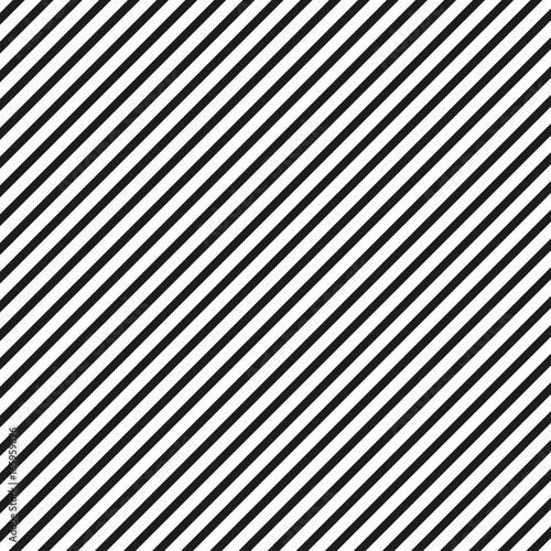 Foto Straight diagonal lines background