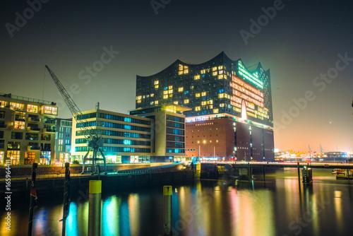 Hamburg Hafencity Tableau sur Toile