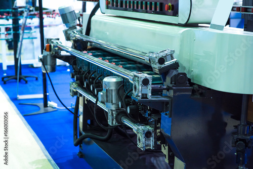 Inkjet Printer, Vinyl Printer - Buy this stock photo and explore