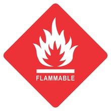 Flammable