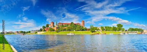 Poster Cracovie Wawel Castle, Krakow