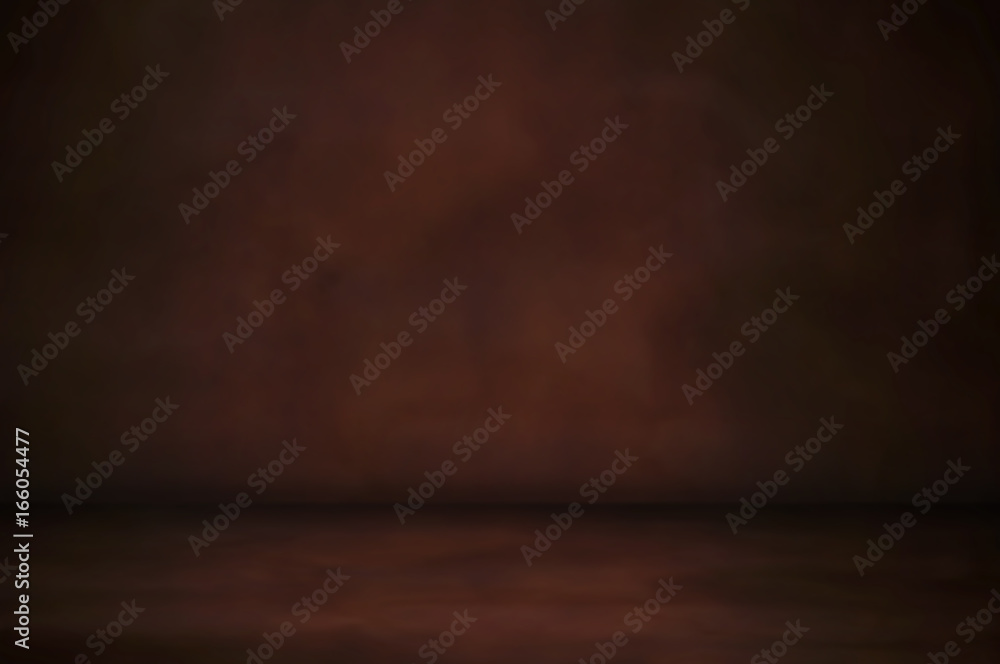 Fototapety, obrazy: brown abstract studio and room background