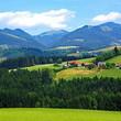 Naturlandschaft um PASSAIL/FLADNITZ a.d.Teichalpe ( Oststeiermark )