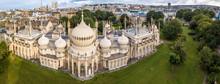 Aerial View Of Brighton In Sum...