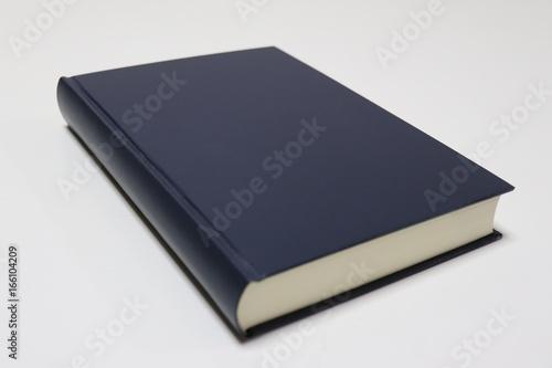 Fotografia, Obraz  無地のハードカバーの本