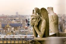 Grotesque Notre Dame Paris