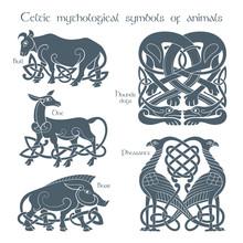 Ancient Celtic Mythological Sy...