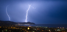 Lightning And Thunderstorm On ...