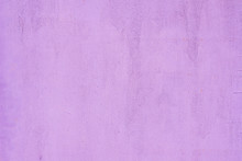 Violet Painted Wall Texture Background